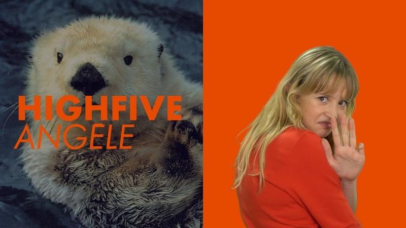 High Five : la chanteuse Angèle en 5 infos