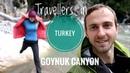 Goynuk canyon turkey.Ликийская тропа, лікійська стежка. Каньйон Гойнюк.