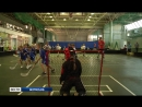 В Череповце прошли отборочные игры городского чемпионата по флорболу