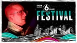 Hot Chip - Ready For The Floor (6 Music Festival 2019) FLASHING IMAGES