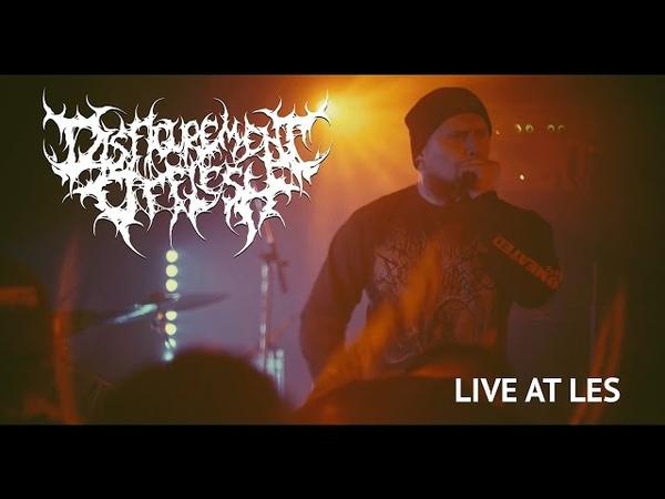 Disfigurement Of Flesh Live @ Les Club Full Set
