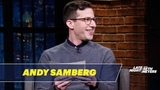 Andy Samberg Shares His Rejected Golden Globes Jokes