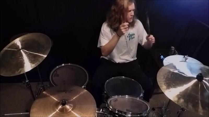 Pearl Jam - Go (Drum Cover)