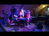 День рождения проекта #квартирник #наИльинской группа Ула Диринг #uladiring #омск #концерт #омбар