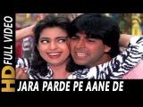 Jara Parde Pe Aane De Udit Narayan, Poornima Mr. And Mrs. Khiladi 1997 Songs Akshay Kumar