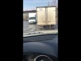 Дороги в г. Воронеж продолжают тонуть