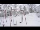 Крылатые качели СНОУБОРД SNOWBOARD