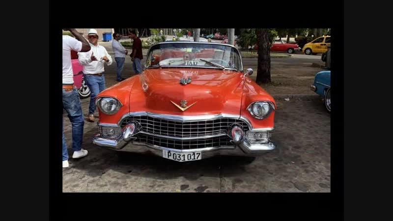 Ретро кары на улицах Кубы. Небольшая фото зарисовка из Гаваны.