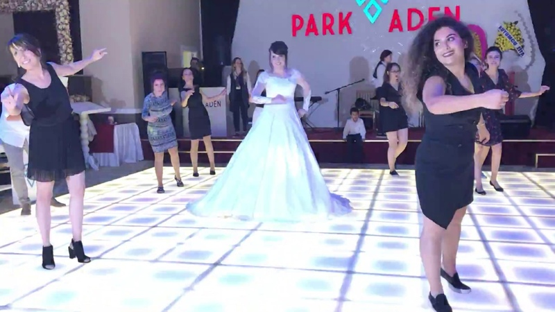 Gelin ve Arkadaşlarından Muhteşem Dans damat beyin gösterisi kanaldan izleyebilirsiniz