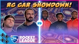 DOLPH ZIGGLER &amp DREW MCINTYRE vs. THE NEW DAY - REAL-LIFE ROCKET LEAGUE
