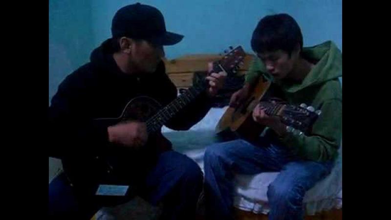 Mongolian guitar urihan cenher havar MandahAmaraa
