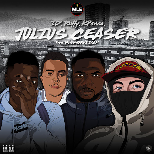 ID альбом Julius Ceaser (feat. Kpence, Raffy & Svmurvi Jvck)