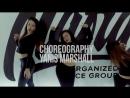 CHOREOGRAPHY YANIS MARSHALL | COVER DANCE | IS IT CRIME | MAFIACENTER