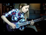 Killswitch Engage - Rose of Sharyn guitar cover