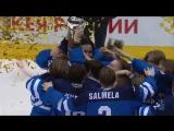 Финляндия - США - 3-2