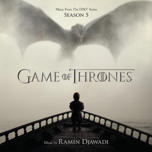Ramin Djawadi альбом Game of Thrones: Season 5 (Music from the HBO Series)