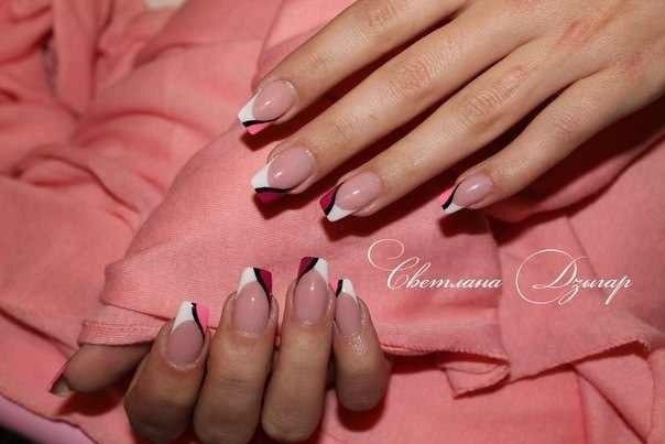 Красивый дизайн ногтей,рисунки   VK: vk.com/club52496843