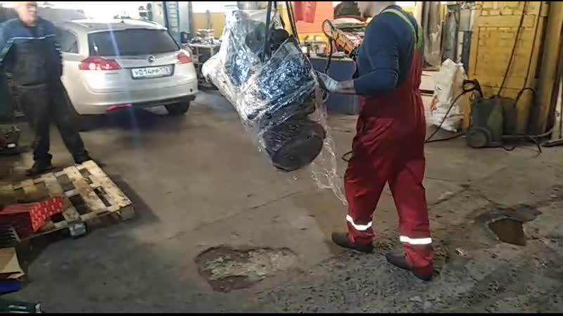 Забор груза Контрактный Двигатель Iveco 2 3 на Fiat Ducato Склад Минск Клиент Санкт Петербург Пробег 133000 км Цена 72000 р