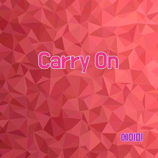 AmY album Carry On
