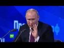 Poutine sur les Gilets jaunes La hausse du prix des carburants a été un détonateur
