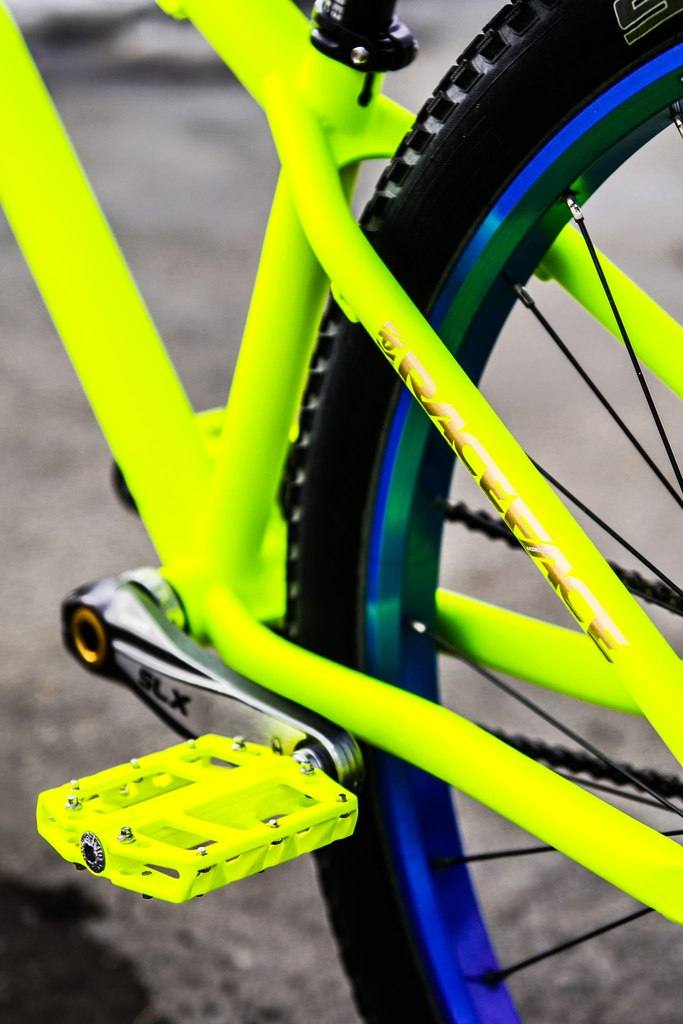 yellow mtb bikecheck