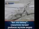 Подледная рыбалка не должна стать пуще неволи и тем более стоить жизни Об этом предупреждает рыбаков Сибирский региональный це