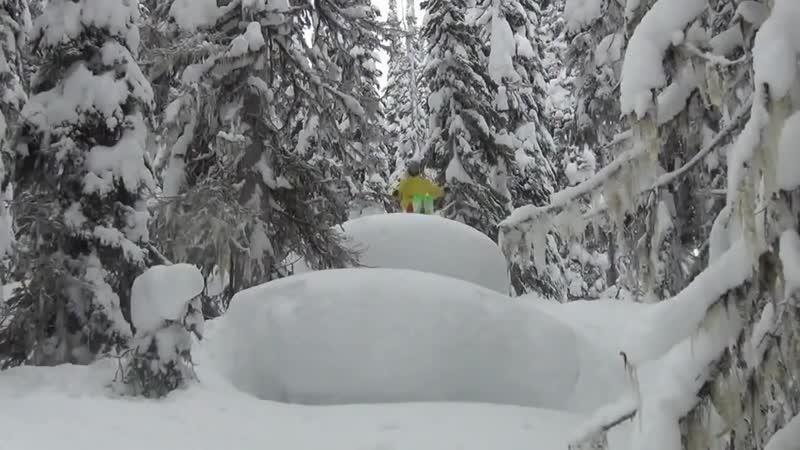 Сноуборд VS горные лыжи! Лучшее HD 2015!Snowboarding or skiing ! Best cutting ju