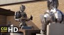CGI 3D Animation Short Film: The Waiter