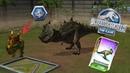Jurassic world Турнир на Пахиринозавра Дрожь земли Выводим нового гибрида Пахиголозавра