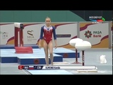 Ksenia Klimenko and Daria Belousova VT   2018 YOG quals