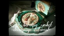Barokowa szkatułka decoupage (A baroque casket decoupage)
