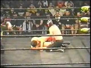 Joey Ryan vs. El Generico (WWE NXT's Sami Zayn) from CZW on December 10th, 2005