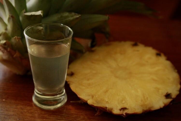 Как приготовить ананасовую настойку для похудения