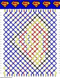 Разные схемы плетения фенечек - Делаем фенечки своими руками.
