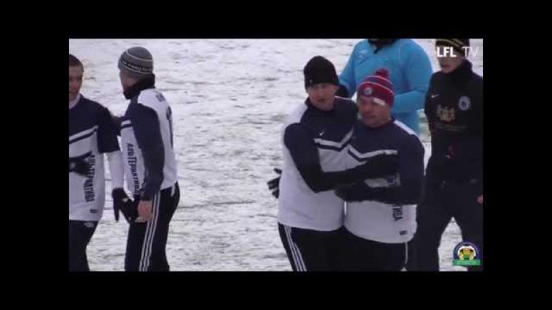 Альтернатива 2:0 Русь Малаховка | Первый дивизион 2015-16 | 15-й тур | Обзор матча