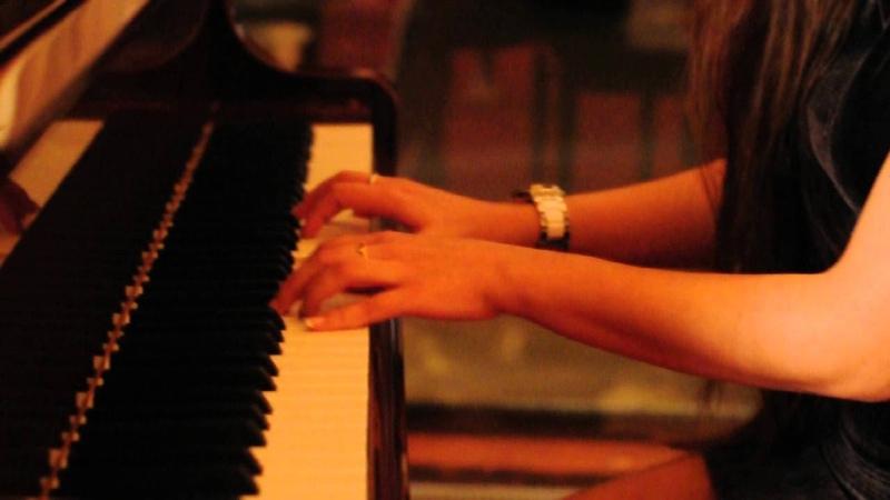 Дарья Морякина - Smoke gets in Your Eyes (Piano