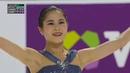 Satoko MIYAHARA 宮原知子 .SP -- Skate America 2018 【No Commentary】