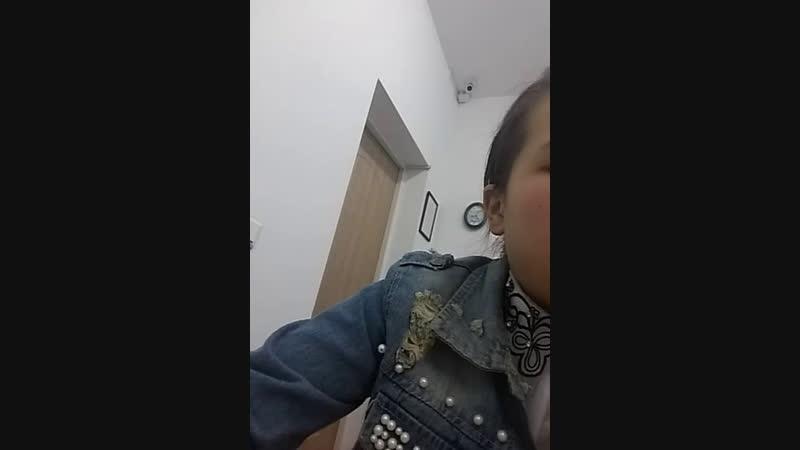 Зарина Ақан - Live