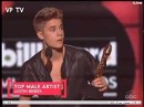 Justin Bieber - Top Male Artist - Billboard Music Awards 2013