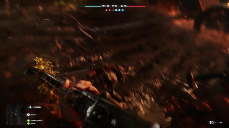 Трейлер Battlefield V.