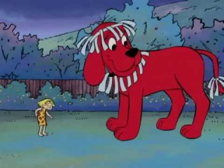 Clifford The Big Red Dog S01Ep11 - Come Back, Mac || Boo!