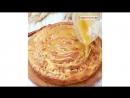 Яблочный пирог с карамелью Больше рецептов в группе Десертомания