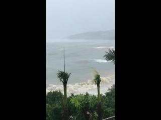Typhoon Mangkhut • Тайфун Мангхут • 2018.09.16 • 10