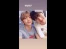 180714 Eunki instagram story update - - 레인즈 홍은기 RAINZ HONGEUNKI
