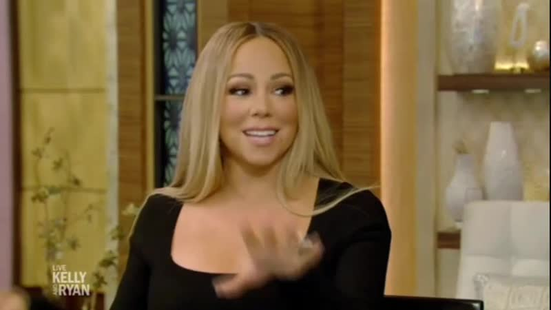 Mariah Carey interview / Live with Kelly and Ryan Nov 21, 2018