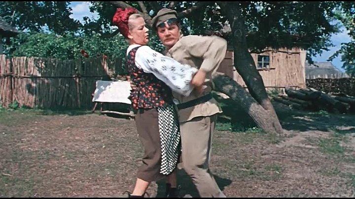 Песня Попандопуло и танец 'В ту степь' из кинофильма Свадьба в Малиновке