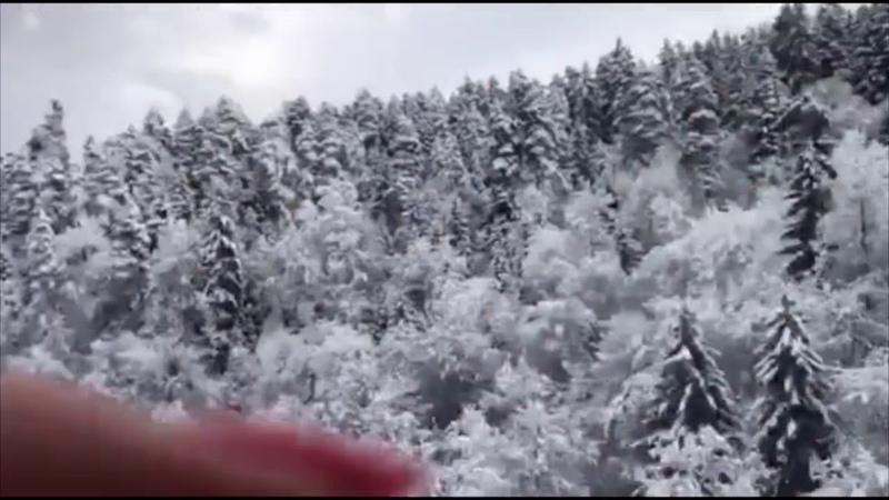 "Грузия. Зимняя сказка. Путешествие из Боржоми в Бакуриани на электропоезде «Кукушка"""