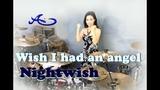 Nightwish - Wish I had an angel drum cover by Ami Kim (46th)