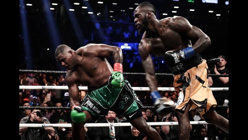 Legendary Boxing Highlights Wilder vs Ortiz