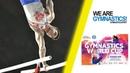 2019 Birmingham Artistic Gymnastics World Cup – Highlights men's competition